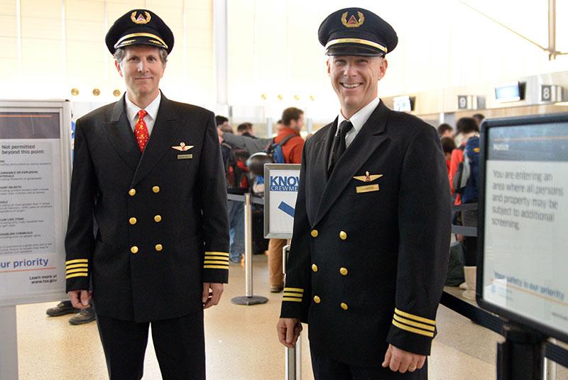 Pilots Knowncrewmember